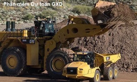 Áp dụng định mức bố trí tối ưu máy thi công công tác đào đắp