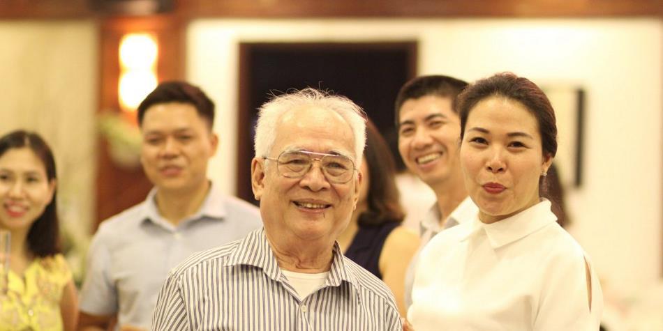 Giáo sư Lê Kiều là 1 trong 4 cây đại thụ ngành xây dựng Việt Nam
