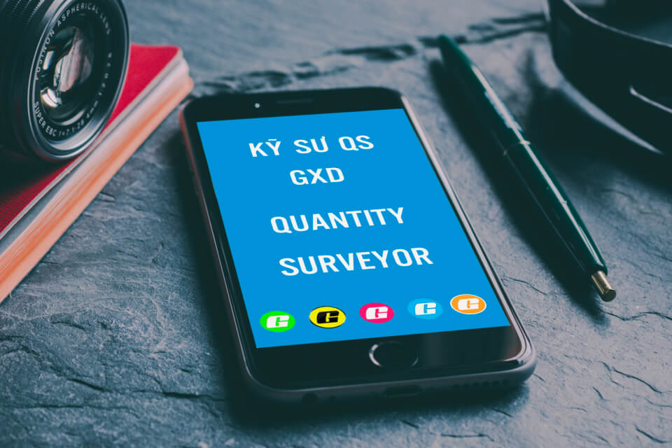 Khóa học Kỹ sư QS Quantity Surveyor tại GXD
